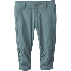 Prana Ravenna - Pantalones cortos Mujer - Azul petróleo